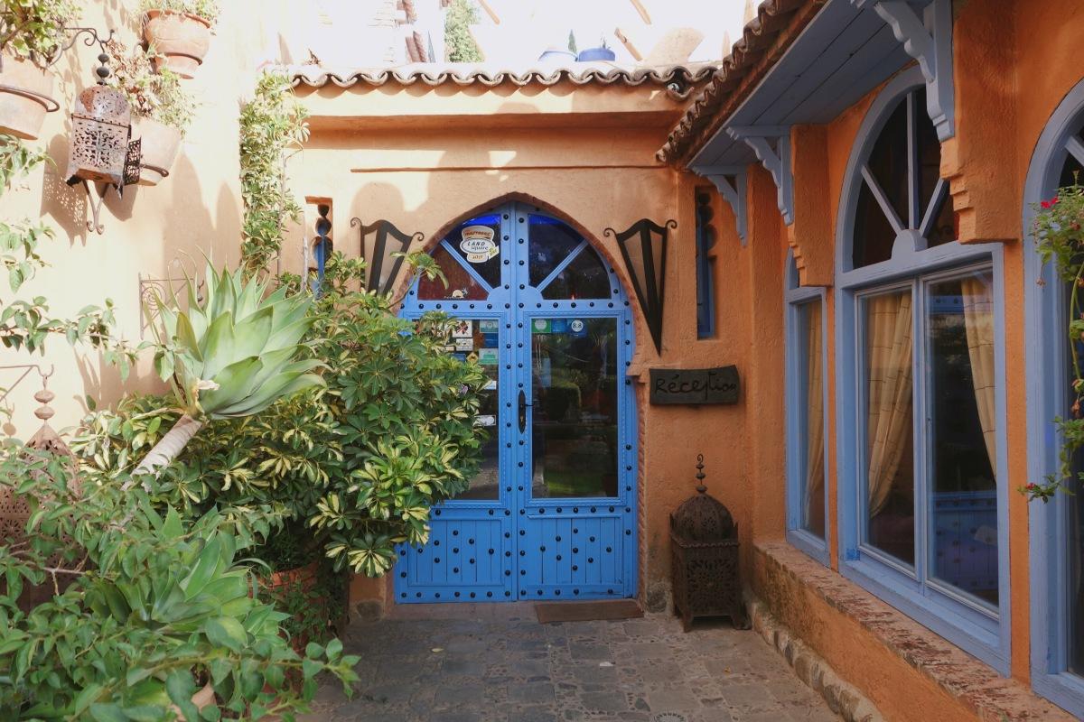 🇲🇦 摩洛哥 | 舍夫沙萬漫時光,住在藍城裡Chefchaouen, Morocco
