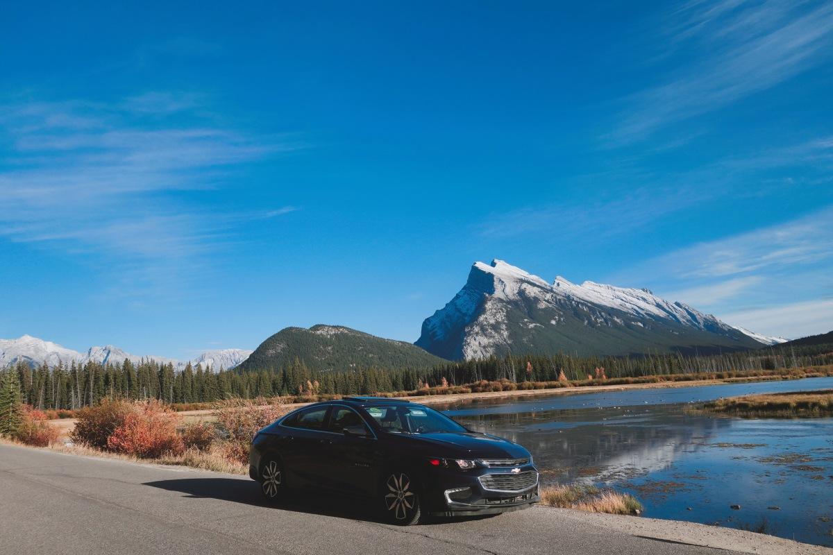🇨🇦【加拿大】自駕遊班夫國家公園,推薦卡加利機場Hertz租車(內含班夫國家公園行程)Discover Banff with Hertz Car Rental in YYC Calgary Airport, Canada