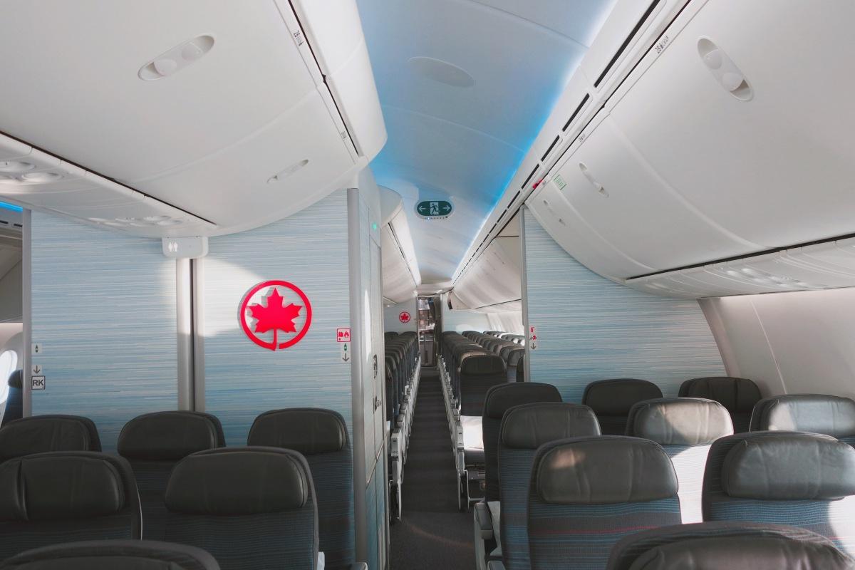 🇨🇦【加拿大】加拿大航空初體驗 787-9 台北-溫哥華 Air Canada AC012 TPE-YVR