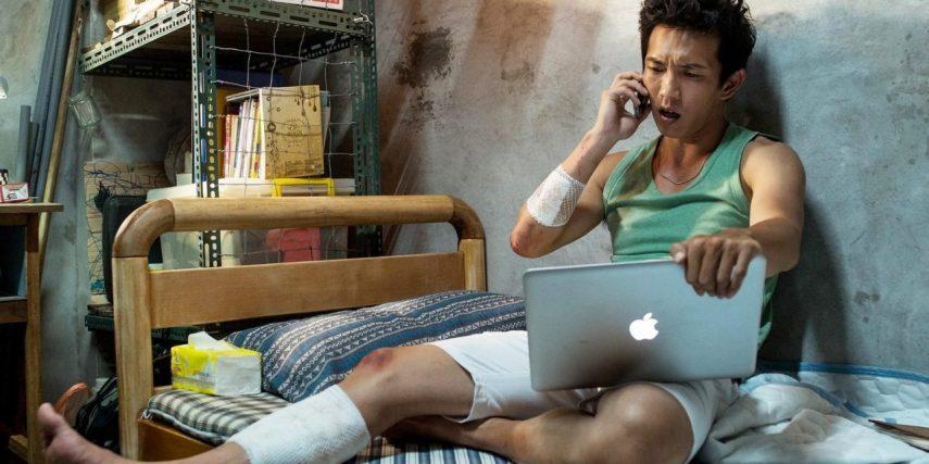 ▲黃尚禾首度主演電影《只有大海知道》。(圖/海鵬)-1280x640