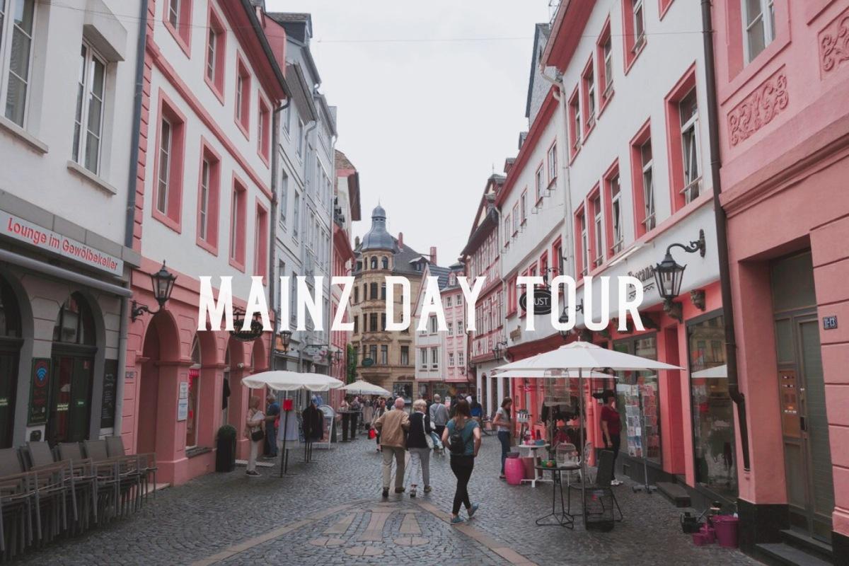 🇩🇪 德國 | 美茵茲一日遊 Mainz Day Tour, Germany