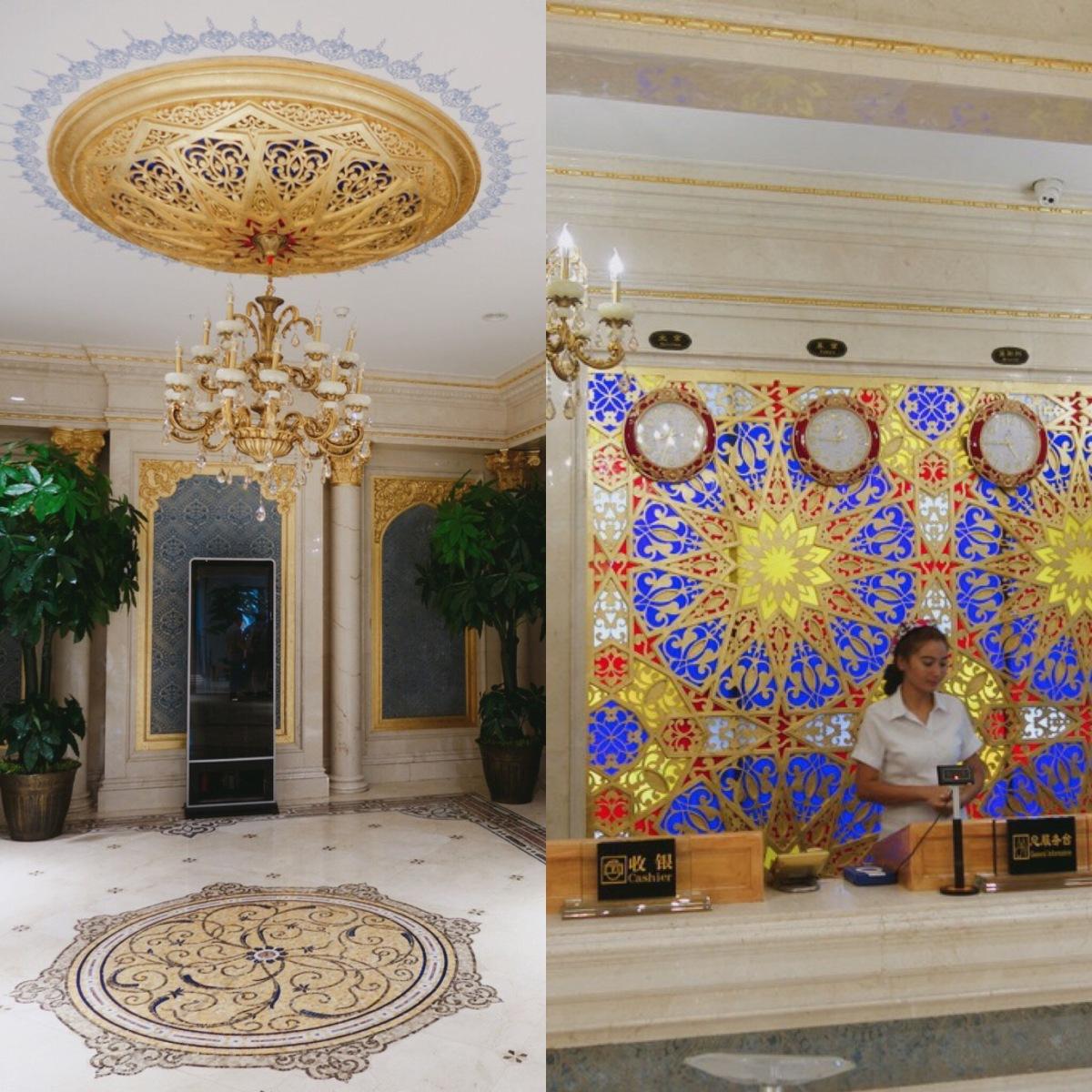 🇨🇳 南疆喀什 | 新疆蘇力旦大飯店:喀什老城區住宿首選,步行三分鐘到艾提尕爾清真寺 Xinjiang Sultan Hotel, China