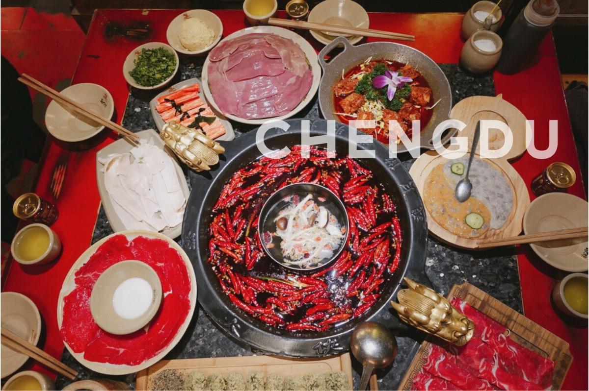 🇨🇳 四川 | 一邊吃麻辣火鍋一邊看川劇變臉,雙重享受盡在蜀大俠! SHU DAXIA HOT POT, China